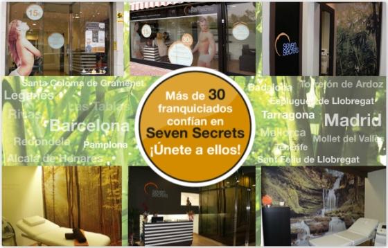 Franquicias Seven Secrets