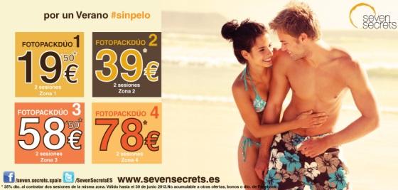 Por un verano #sinpelo !!!