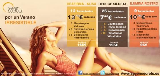 Por un verano #irresistible: reafirma y alisa, reduce, ilumina tu rostro!