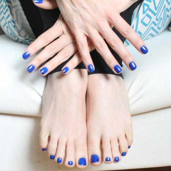 El azul, color de moda este verano:  ¡nos encanta!