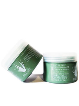 Crema Reafirmante Corporal y Senos Magic Aloe con sales del Mar Muerto