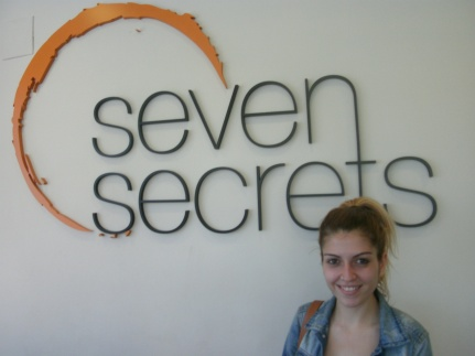 Caso de éxito de Sara en Seven Secrets Badalona: