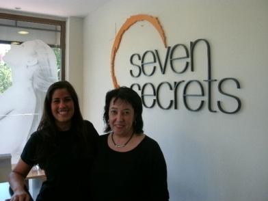 Caso de éxito de fotodepilación de Silvia Soto en Seven Secrets Badalona