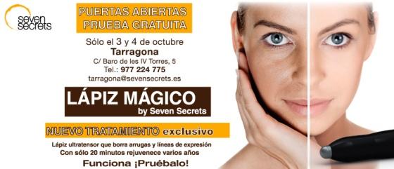 Seven Secrets Lápiz Mágico Facebook