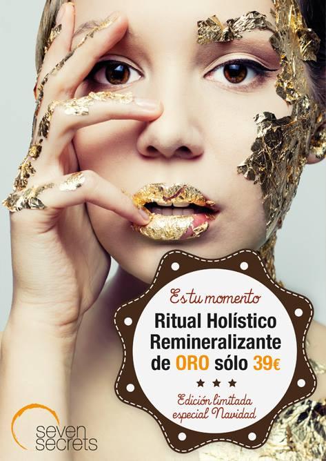 Ritual Holístico Seven Secrets